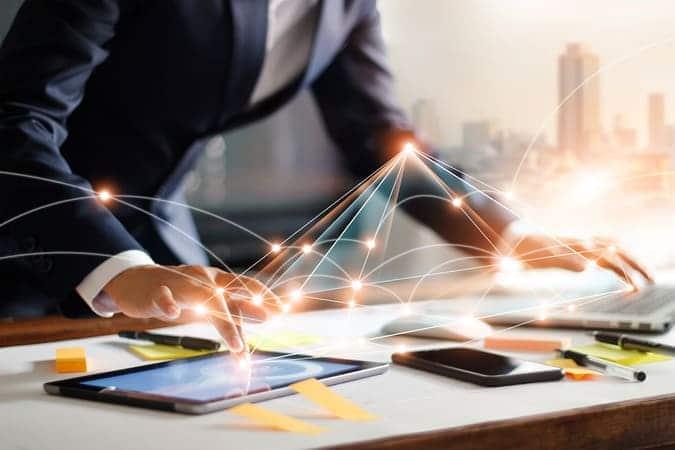 Utilisation combinée ERP et CRM sur Salesforce