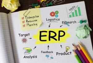 Définition d'un logiciel ERP
