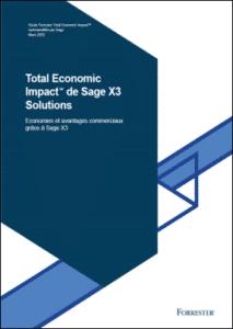 lire l'étude Forrester 2020 sur Sage X3