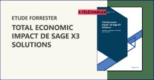 Télécharger l'étude Forrester Sage X3