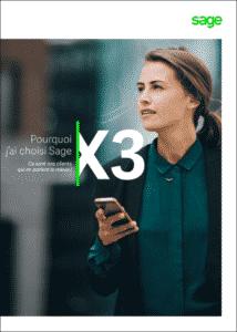 Livre blanc de témoignages clients Sage X3