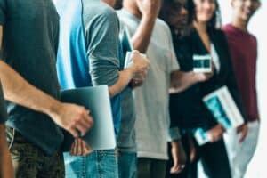 Connaître les membres d'une équipe projet ERP