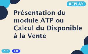 webinar Flow Line Module ATP